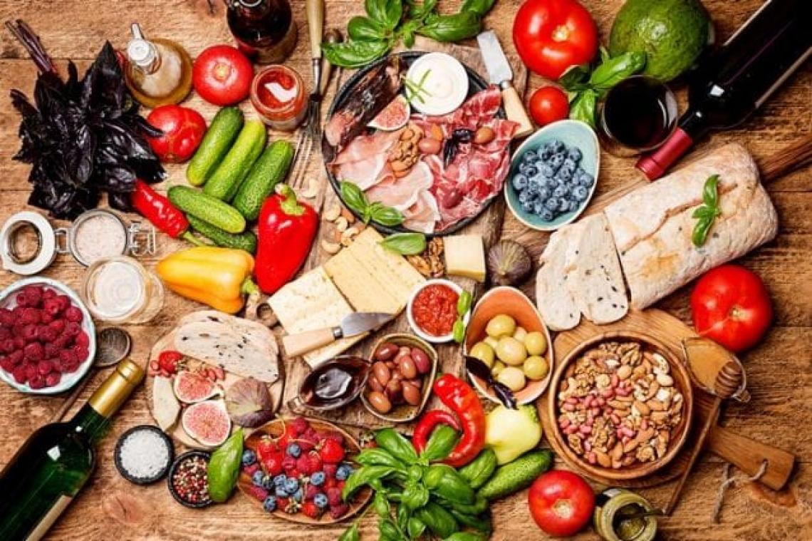 La dieta mediterranea ha un ruolo protettivo sul funzionamento cognitivo