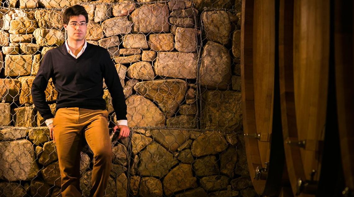 Gabriele Gorelli entra nel Gotha del vino: è il primo Master of Wine italiano