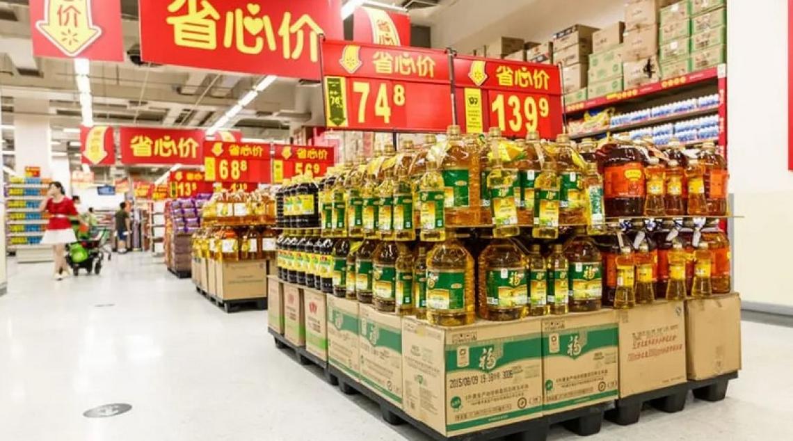Boom delle importazioni di olio d'oliva in Cina: la Spagna dominatrice assoluta