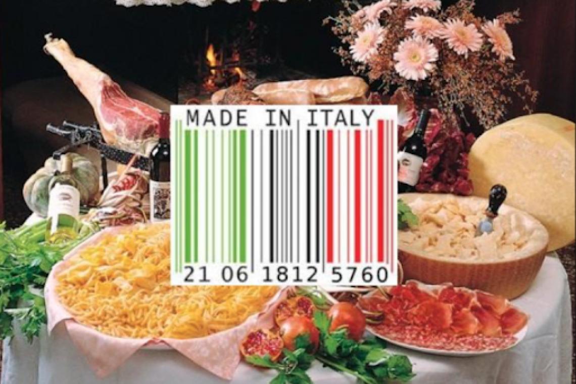 Bilancia commerciale agroalimentare italiana col segno positivo