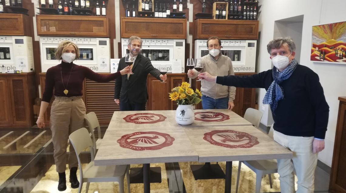 Il Montepulciano promuove la sostenibilità forestale nella filiera vino