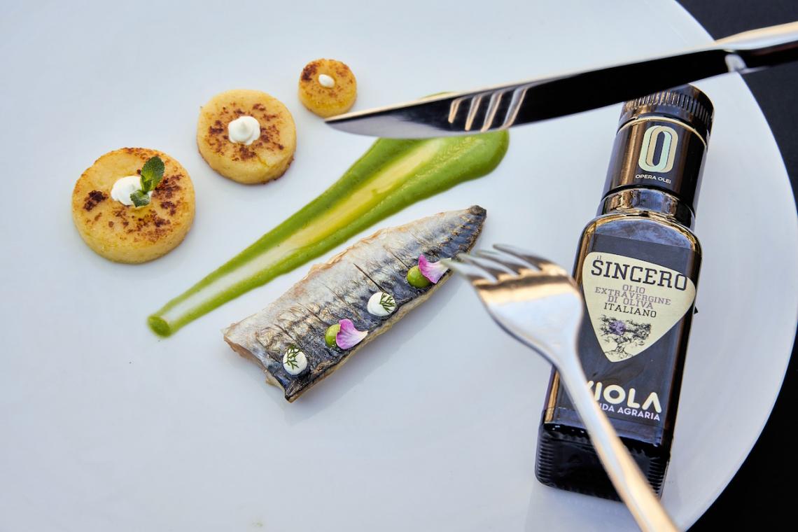 Per il menù di Pasqua firmato dallo chef dell'olio Andrea Perini, idee dolci e salate