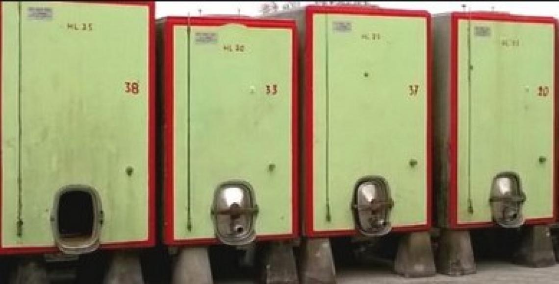 L'impatto ambientale dei serbatoi in cemento e in acciaio inossidabile per il vino