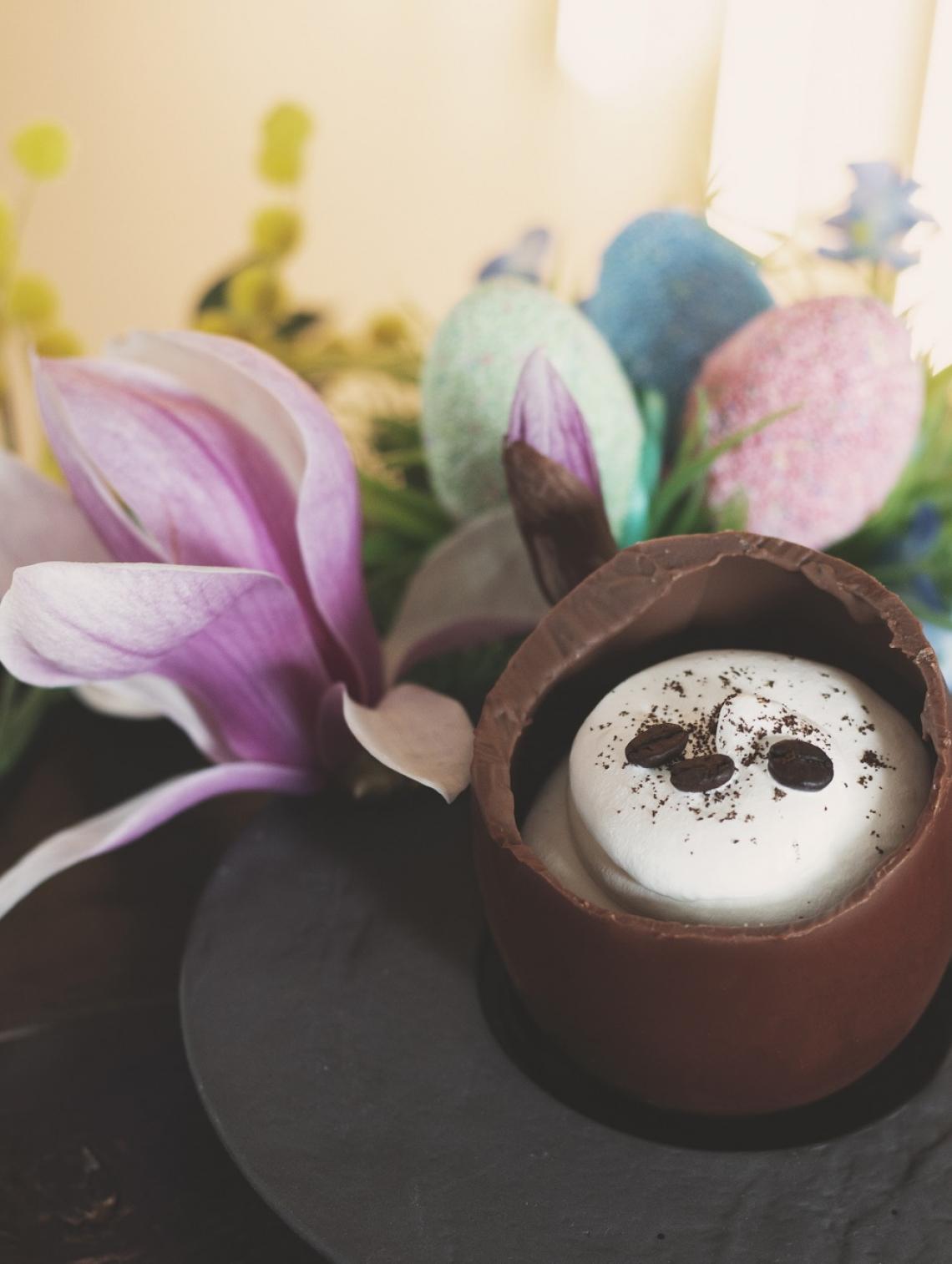 Dall'uovo, anche salato, ai dolcetti: l'espresso è protagonista delle ricette pasquali
