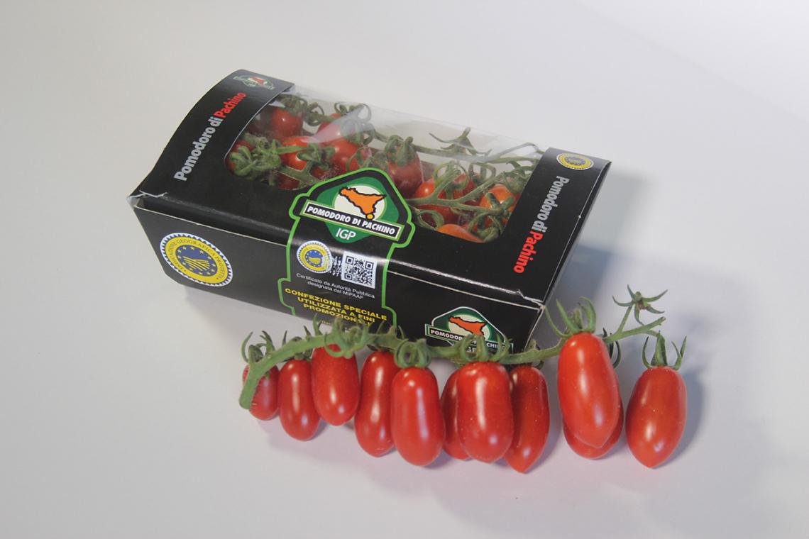 Pomodoro Pachino Igp più trasparente e tracciabile dal campo alla tavola