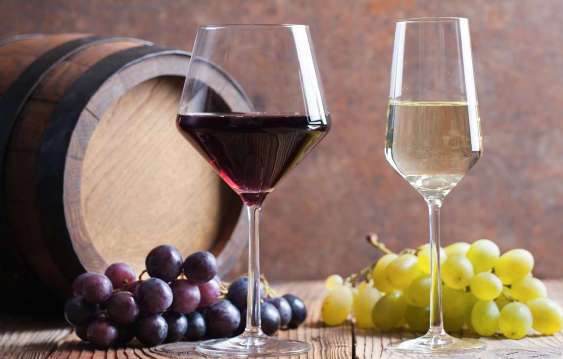 Anche in primavera le giacenze di vino italiano altissime