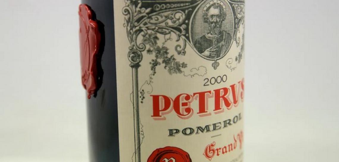 Il vino che ha fatto il giro del mondo nello spazio da Christie's