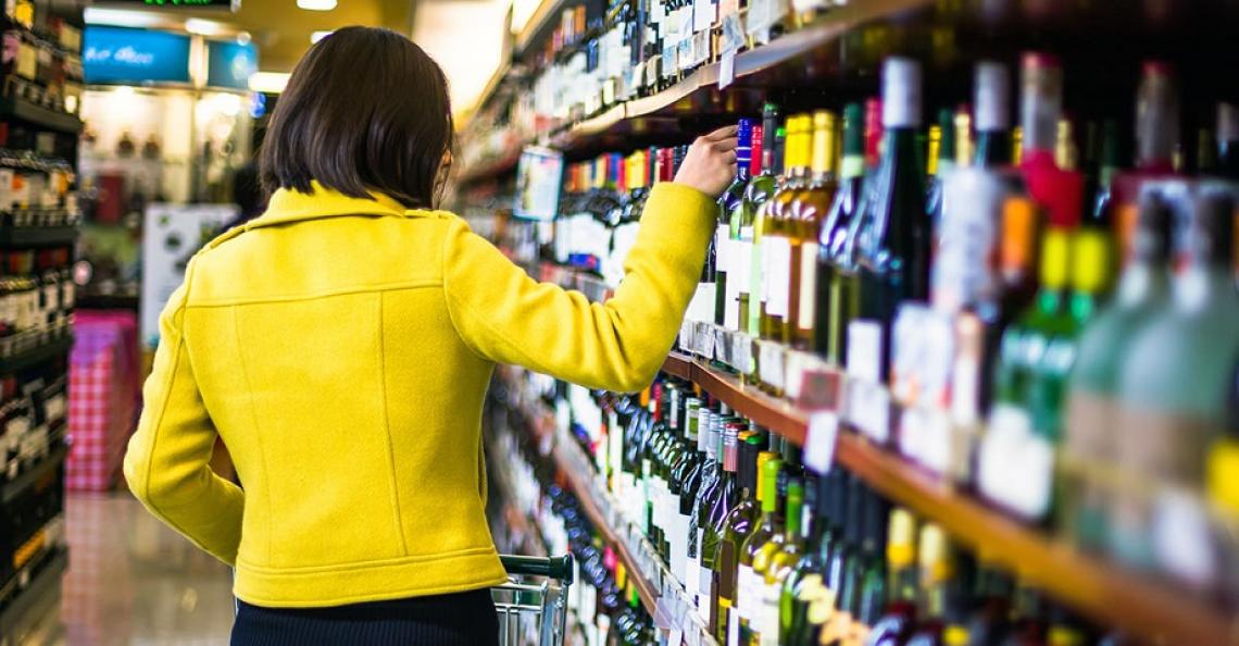 In forte crescita le vendite di vino in Italia nel 2021