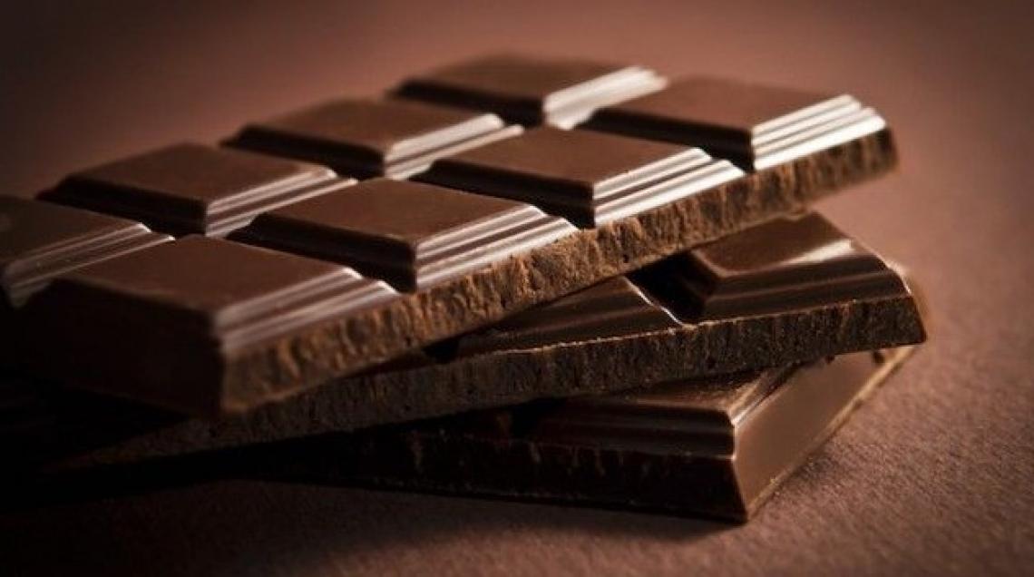Lo stampo influenza gusto e consistenza delle barrette di cioccolato