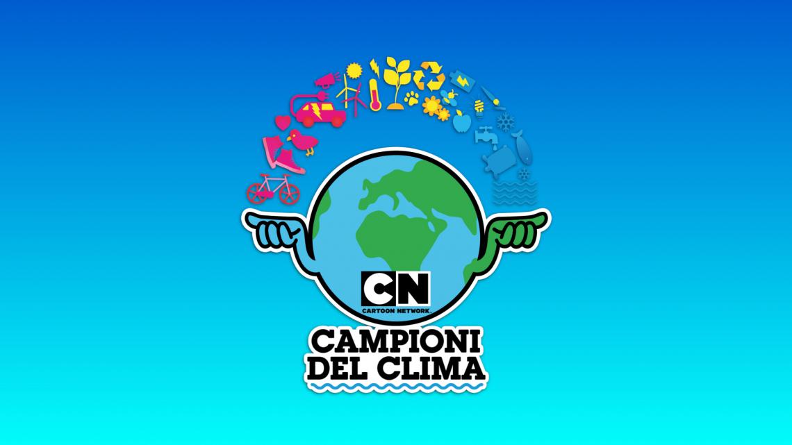 Al via il progetto di Cartoon Network per sensibilizzare i più piccoli sui temi ambientali