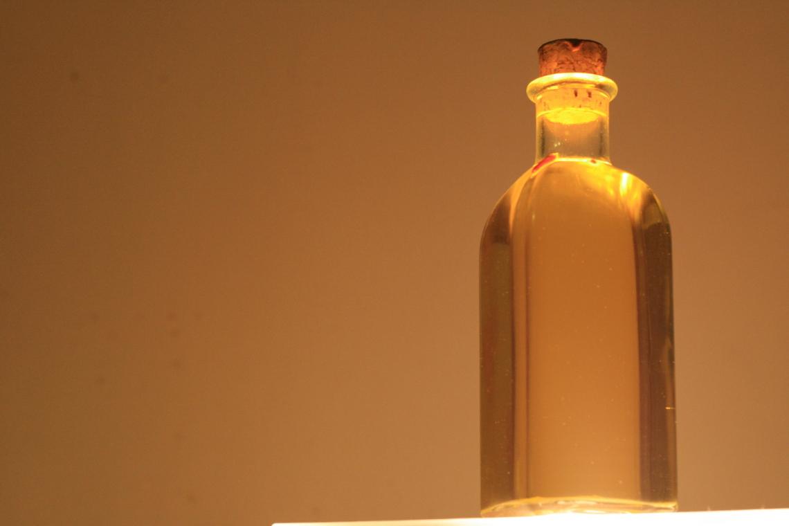 Utilizzare la concentrazione di esanale per misurare lo stato ossidativo dell'olio extra vergine d'oliva