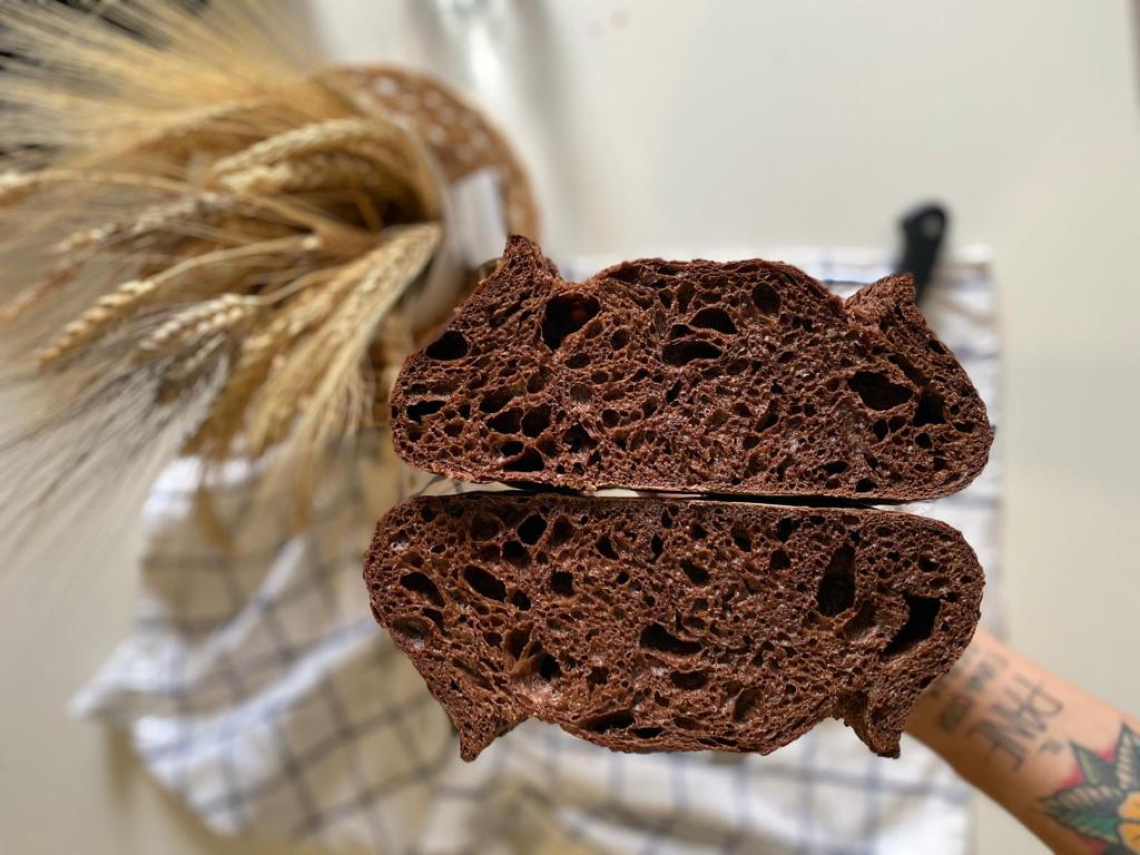 Miglior Pane dell'anno: il premio a Roberta Pezzella per il suo Pane al Cioccolato Fondente