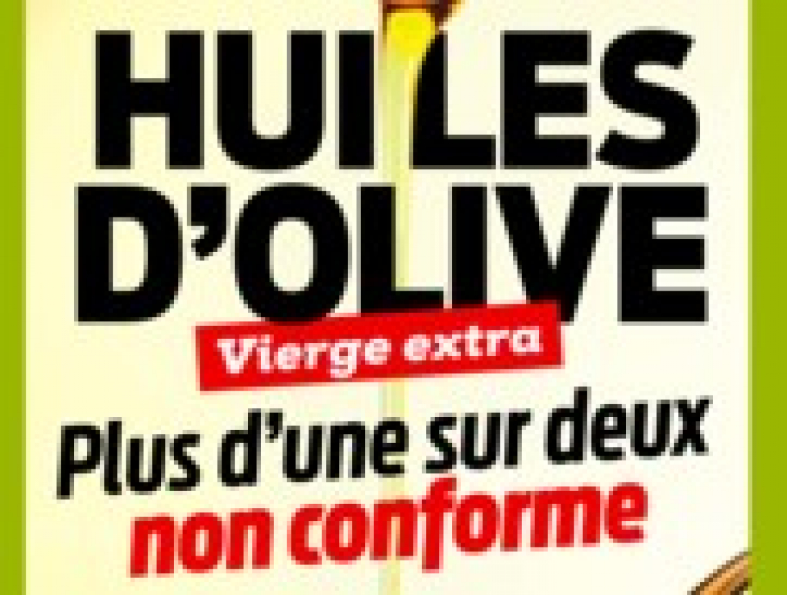 I consumatori francesi bocciano l'olio extra vergine di oliva del supermercato