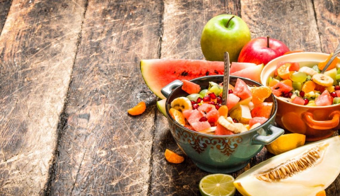 Una dieta dalla medicina tradizionale cinese per aiutarci contro le ondate di calore