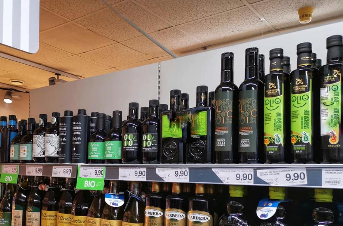 L'angolo delle buone notizie per l'olio di oliva italiano di eccellenza