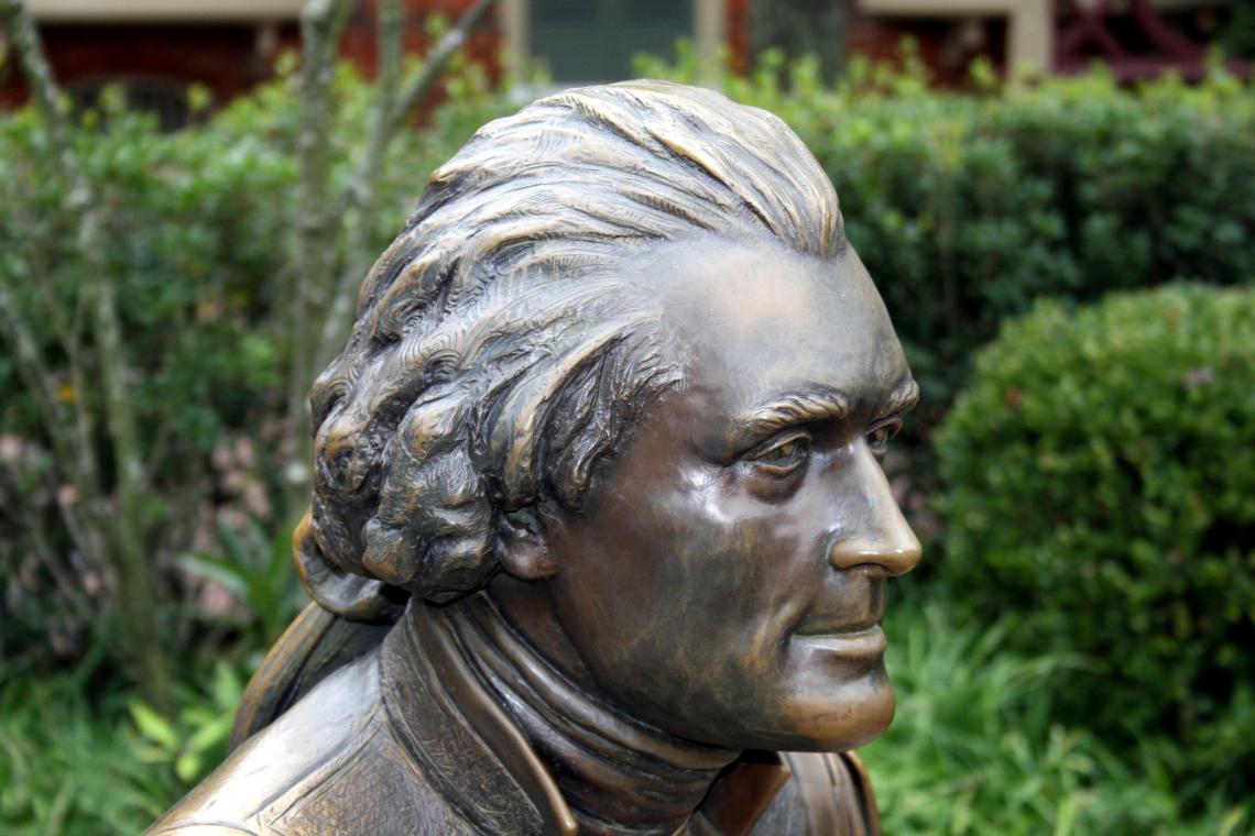 Thomas Jefferson è stato un ardente difensore del vino