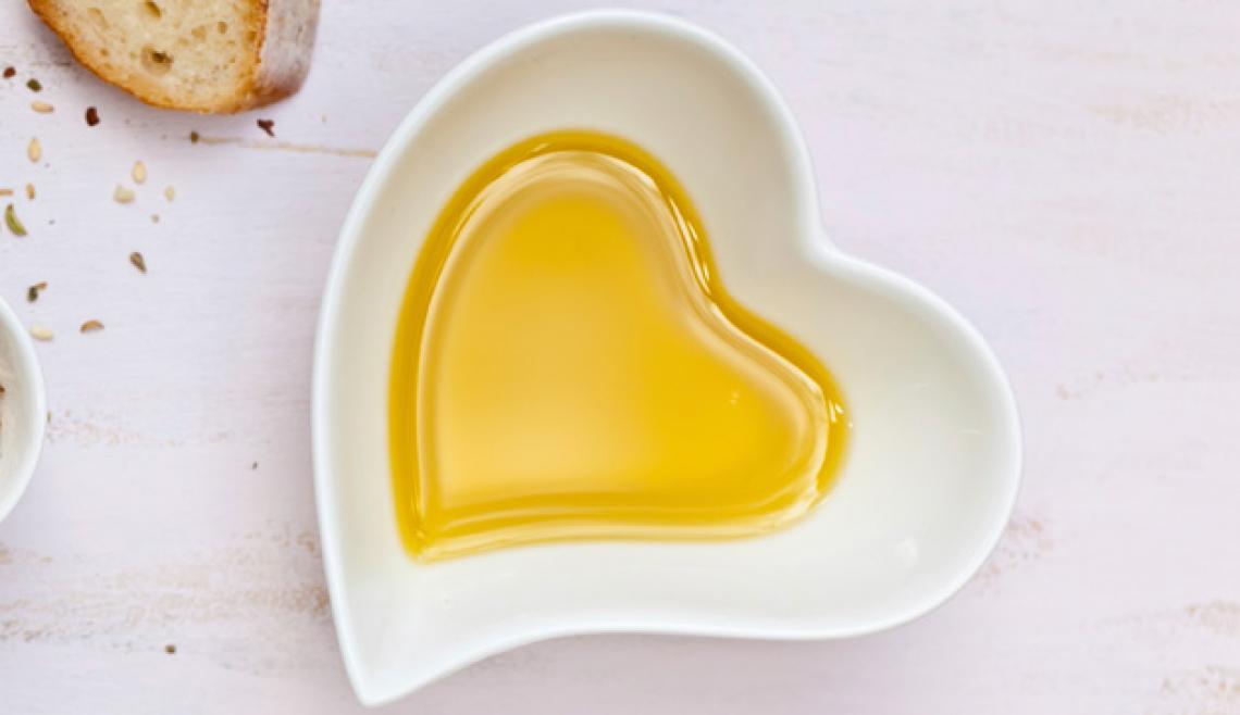 Ecco come l'olio extra vergine d'oliva protegge il fegato