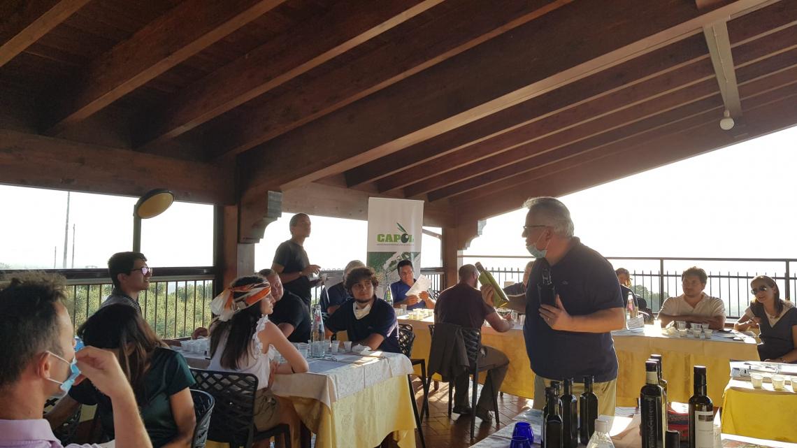 L'Itrana delle Colline Pontine ospita la Bianchera Istriana