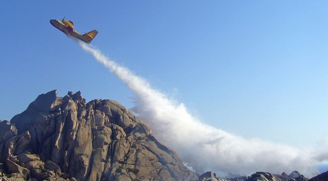 Incendi in Sardegna: decenni per ripristinare ambiente e produzioni agricole