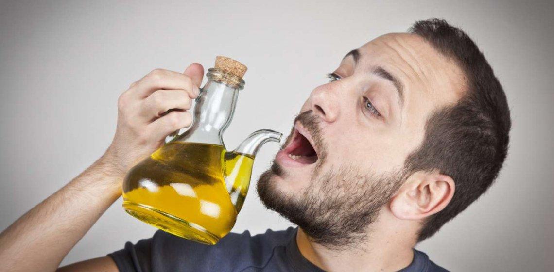 L'olio di oliva ozonizzato è utile per combattere la carie dentale