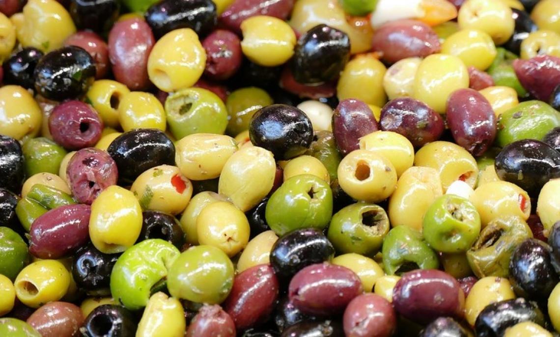 Le olive da tavola italiane, regine dell'estate