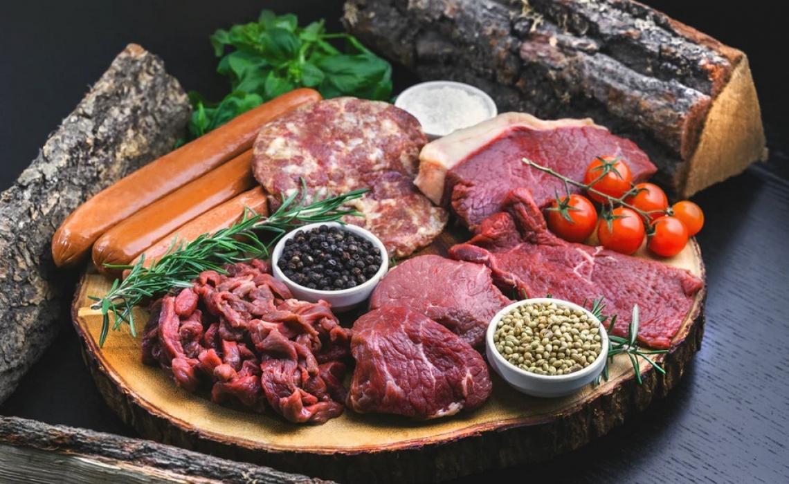 La finta carne a base vegetale non è uguale a quella vera