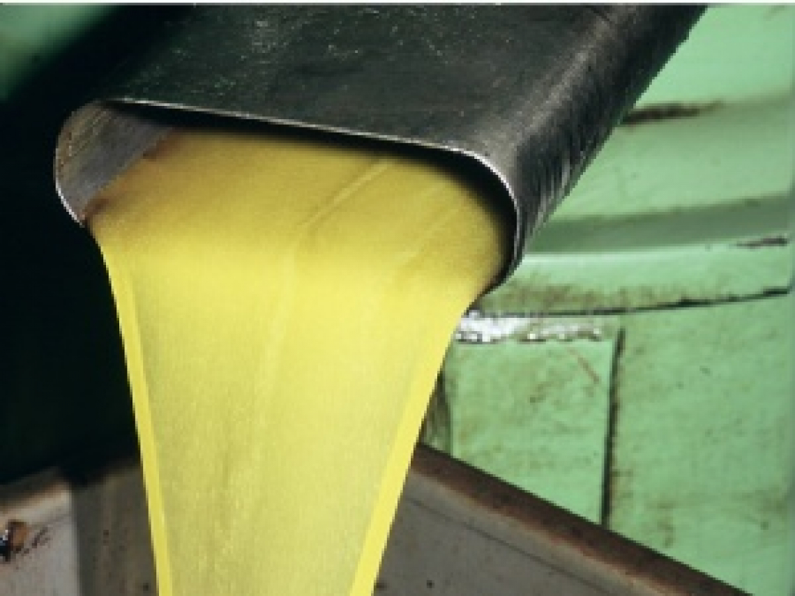 Modifica temporanea per l'olio extra vergine d'oliva Val di Mazara