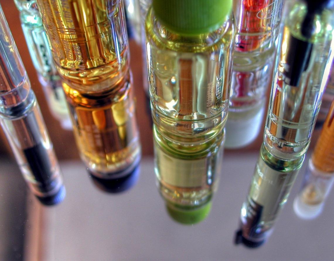 L'olio extra vergine d'oliva di alta qualità è buono e fa bene alla salute