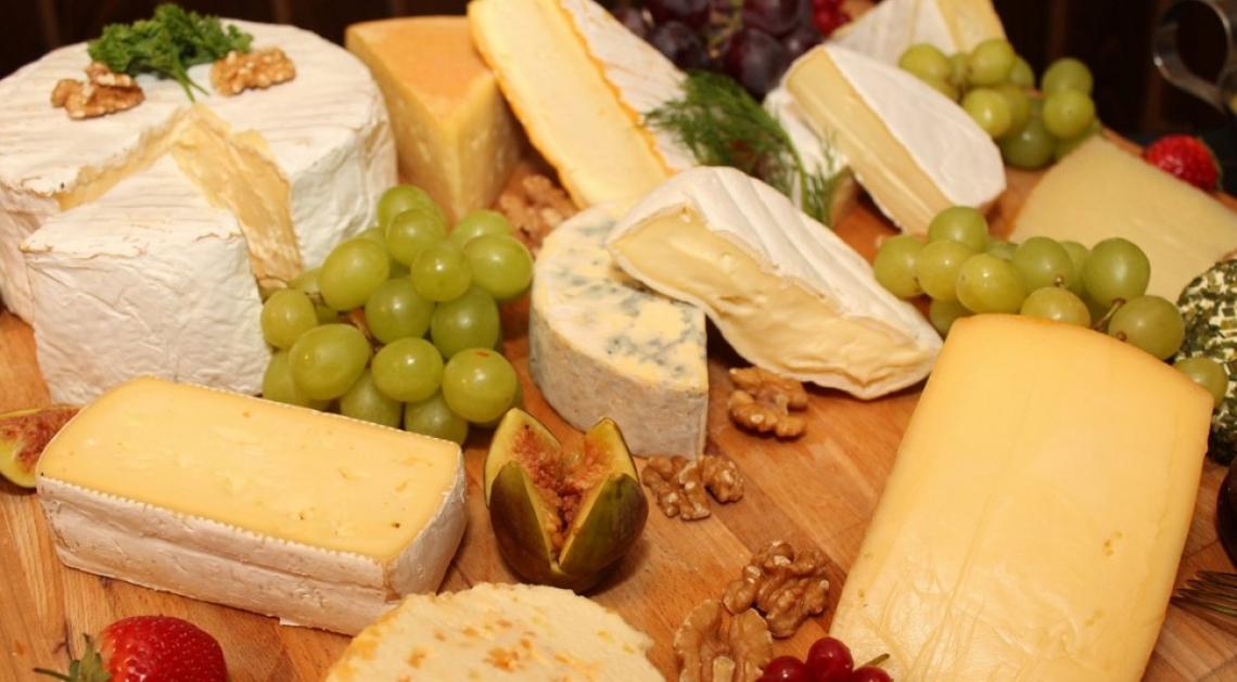 Boom dell'export di formaggi e latticini italiani
