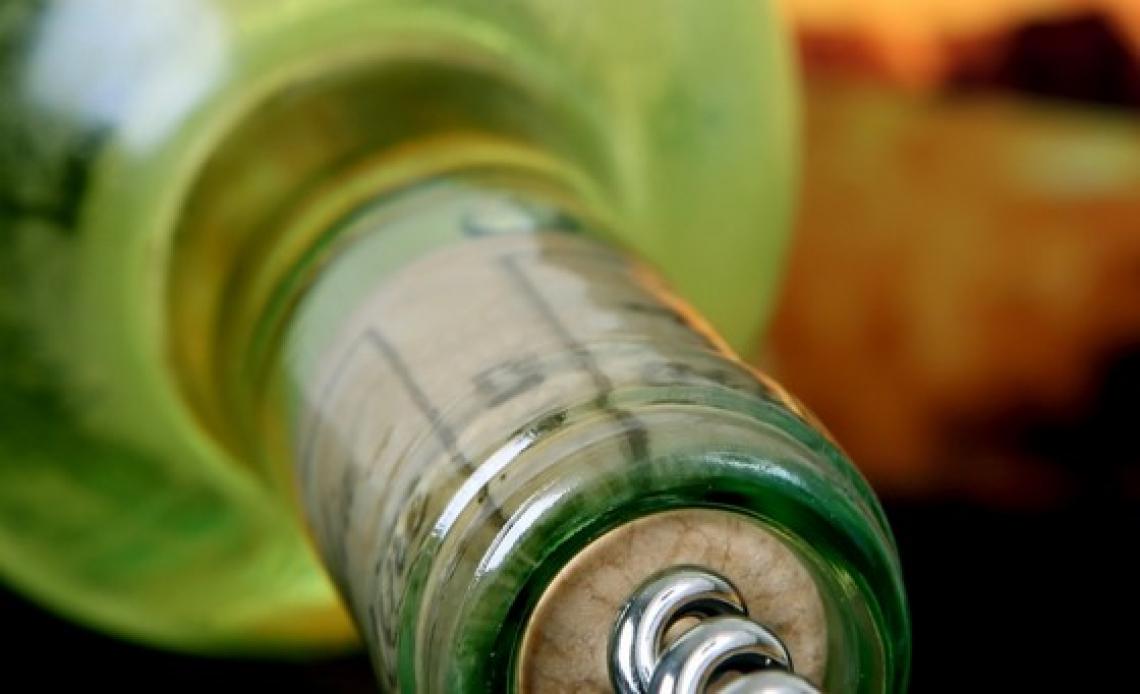 I vini bianchi continuano ad essere prevalenti sui vini rossi in Italia