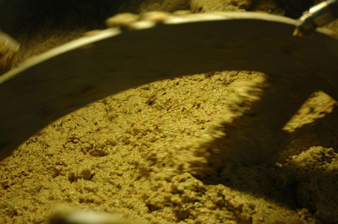 Esiste un trucco per abbassare il contenuto di etil esteri dell'olio direttamente in frantoio