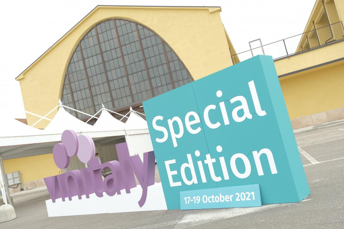 Vinitaly Special Edition è l'occasione per agroalimentare e vino italiano di ripartire