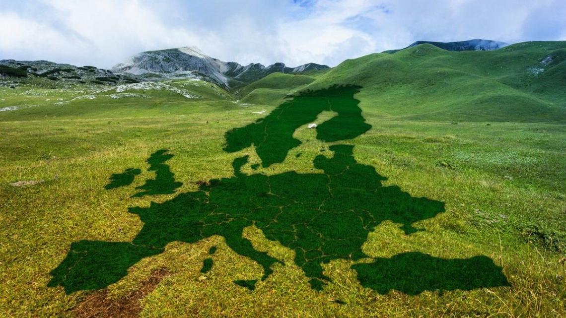 Il 25% dell'agricoltura europea deve diventare bio entro il 2030