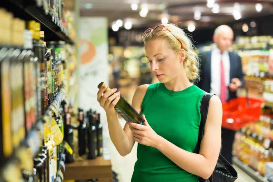 Ancora troppi italiani ingannati dall'etichetta dell'olio extra vergine di oliva