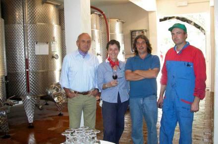 Da sinistra: Andrea e Cecilia Volpe, Federico Curtaz, Marco Bonandi
