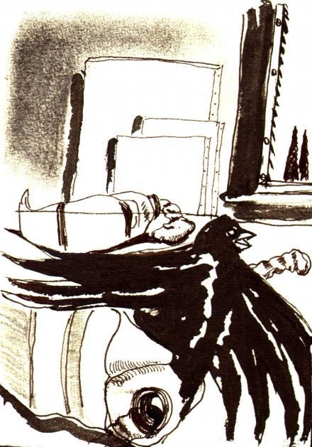 Un disegno di Luigi  Mariani
