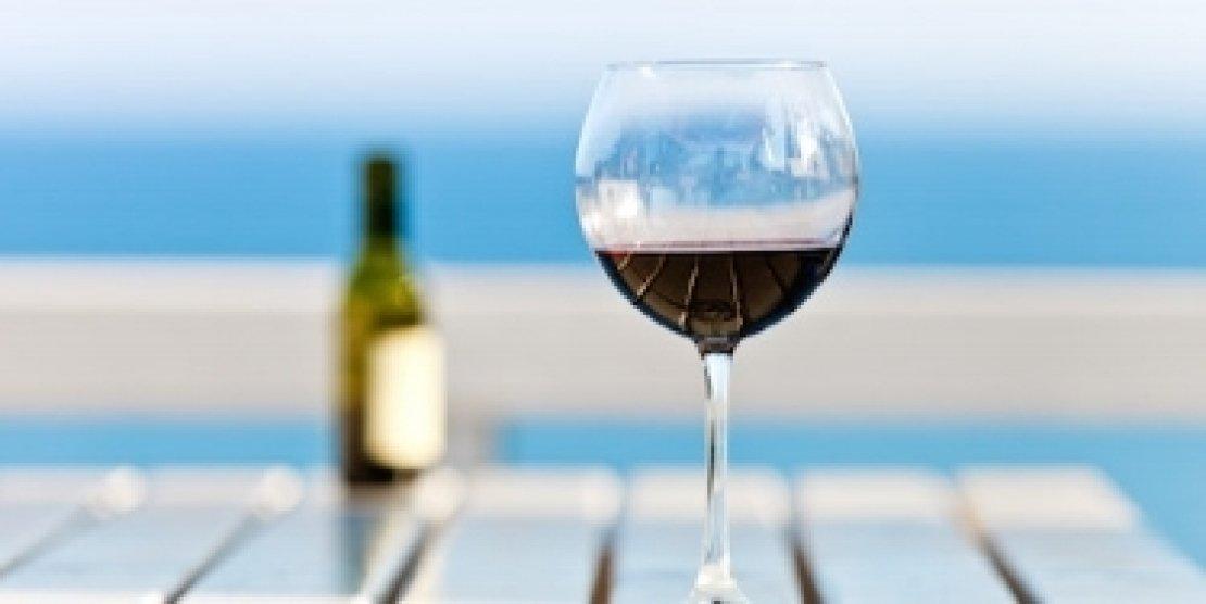 Segnali positivi per il consumo di vino durante l'estate