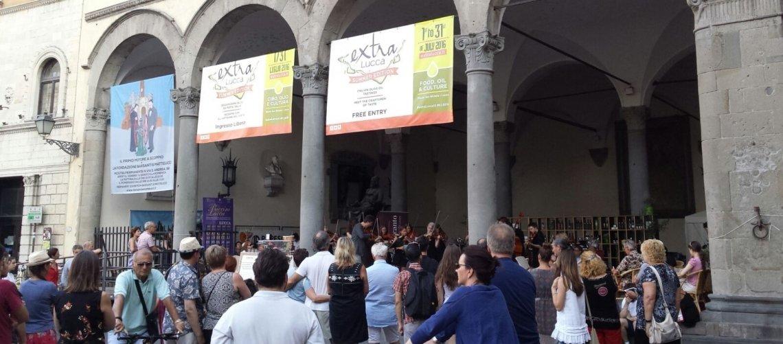 Extra Lucca Summer Edition: fino al 31 luglio a Lucca si celebra l'extravergine