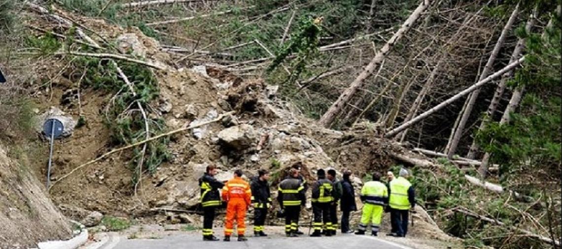 315 milioni di euro alle Regioni contro il dissesto idrogeologico