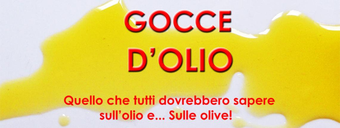 """""""Gocce d'Olio"""" il primo podcast al mondo interamente dedicato all'extravergine"""