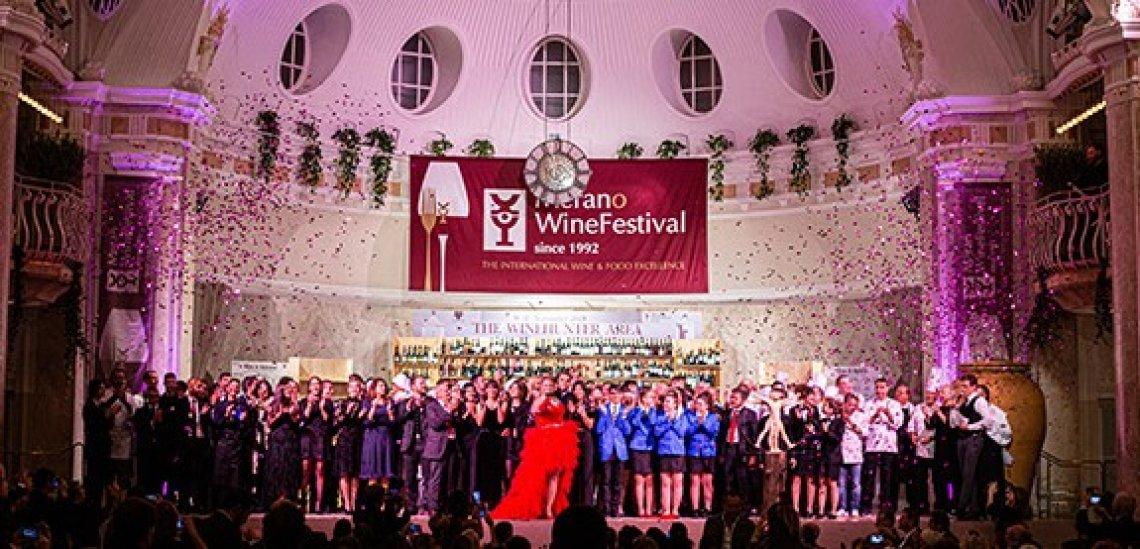 Il Merano WineFestival apre le sue porte a novembre