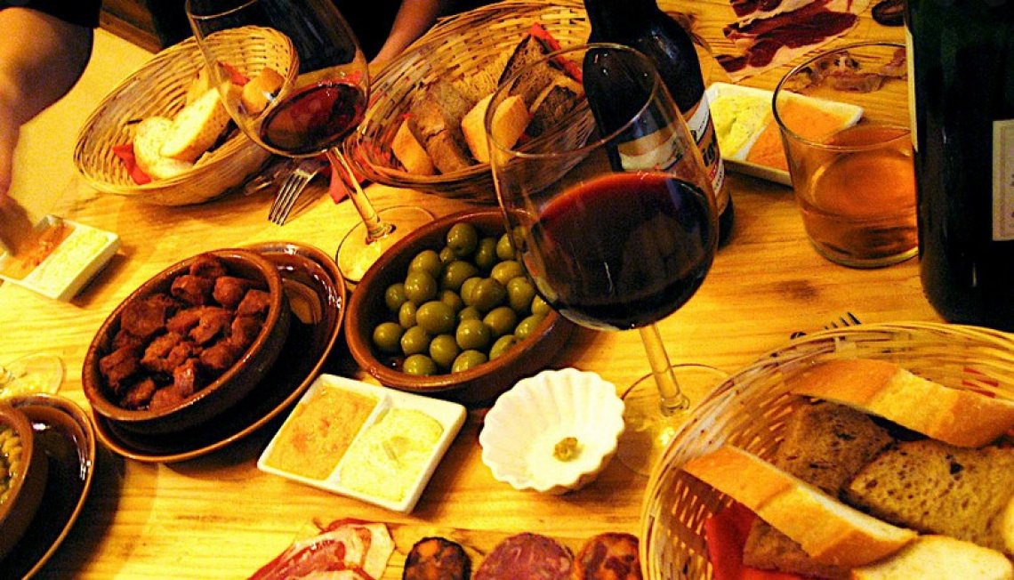 Le tapas spagnole vogliono il riconoscimento dell'Unesco