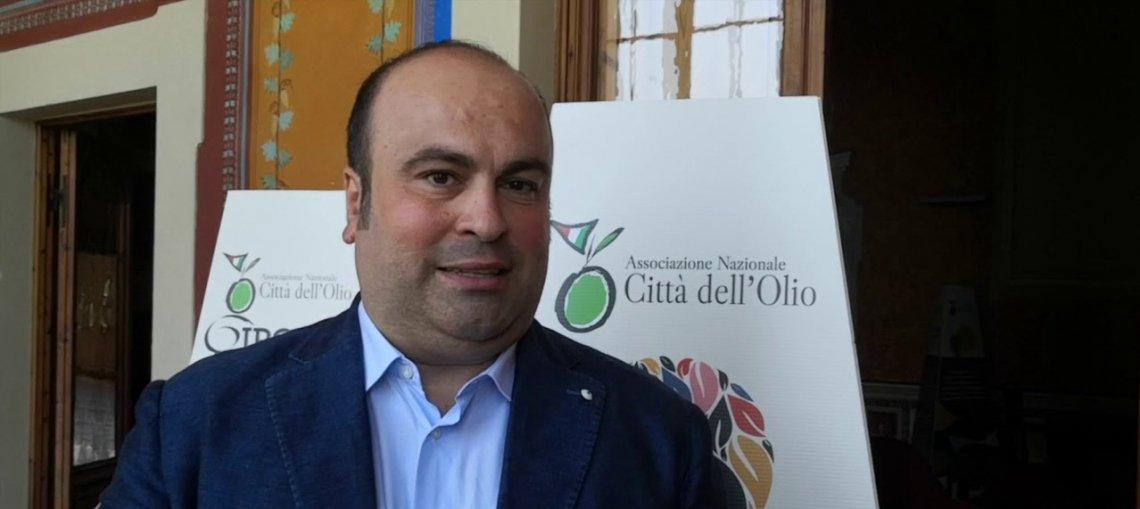 Cambio al vertice dell'Associazione Città dell'Olio: Michele Sonnessa nuovo Presidente