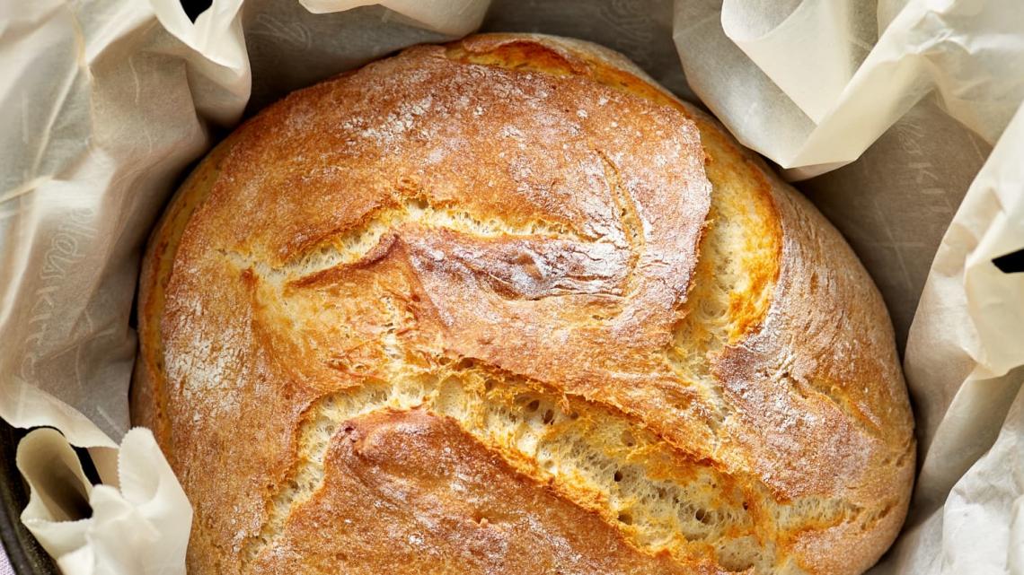 Un nuovo tipo di pane iposodico di grano duro, buono per 90 giorni