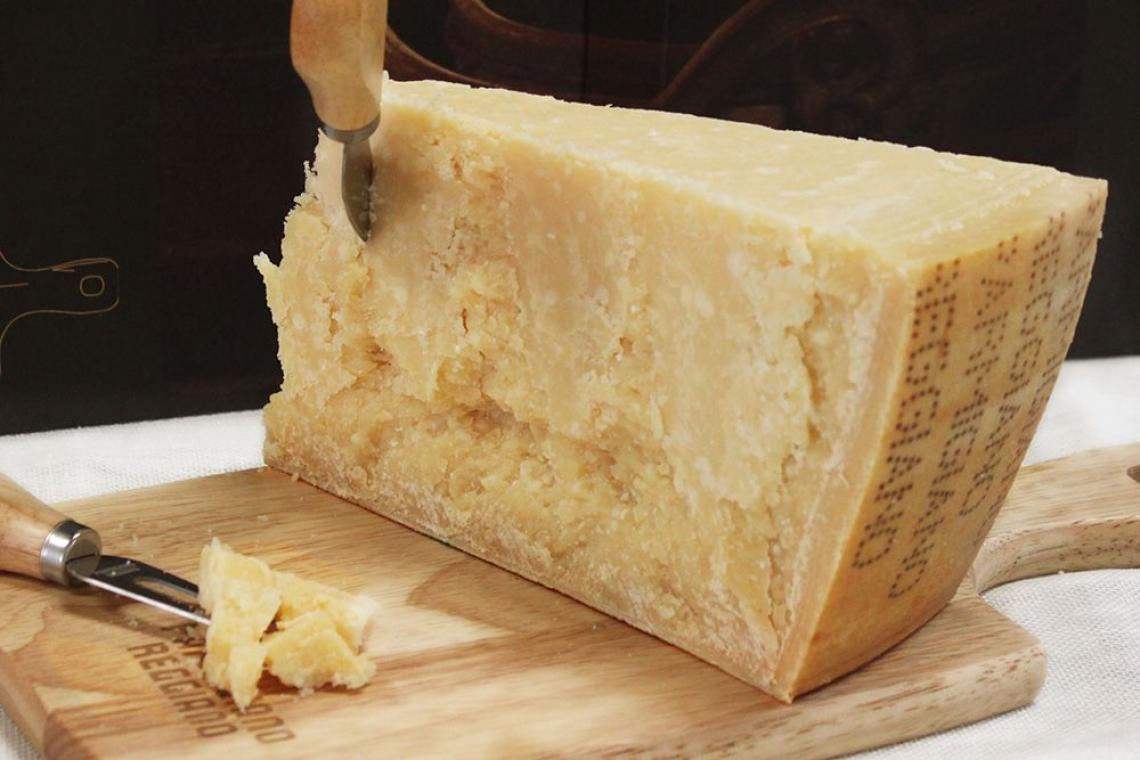Il Covid-19 non ferma le vendite di Parmigiano Reggiano in Italia e all'estero