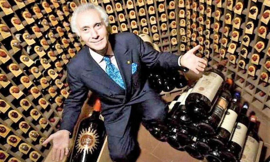 Enoteca Pinchiorri costretta a mettere all'asta i suoi vini