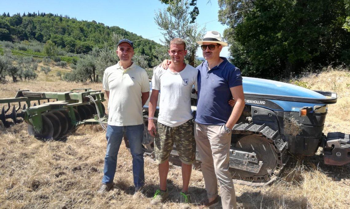 Una scuola triennale di formazione per diventare contadini del nuovo millennio