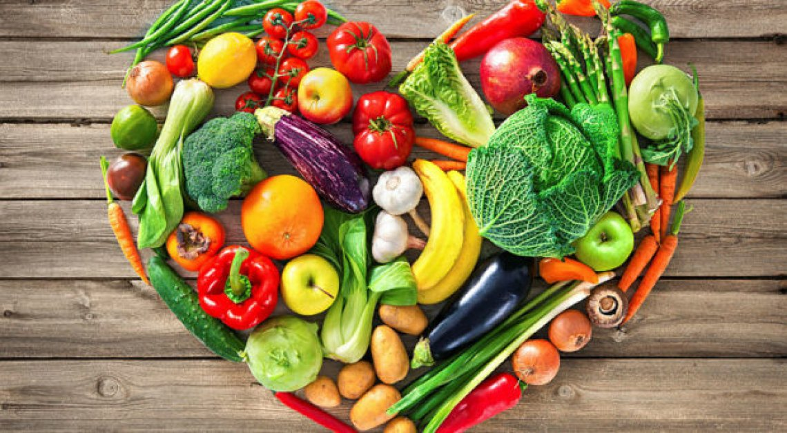 I cibi che fanno bene alla salute dell'uomo sono buoni anche per il pianeta