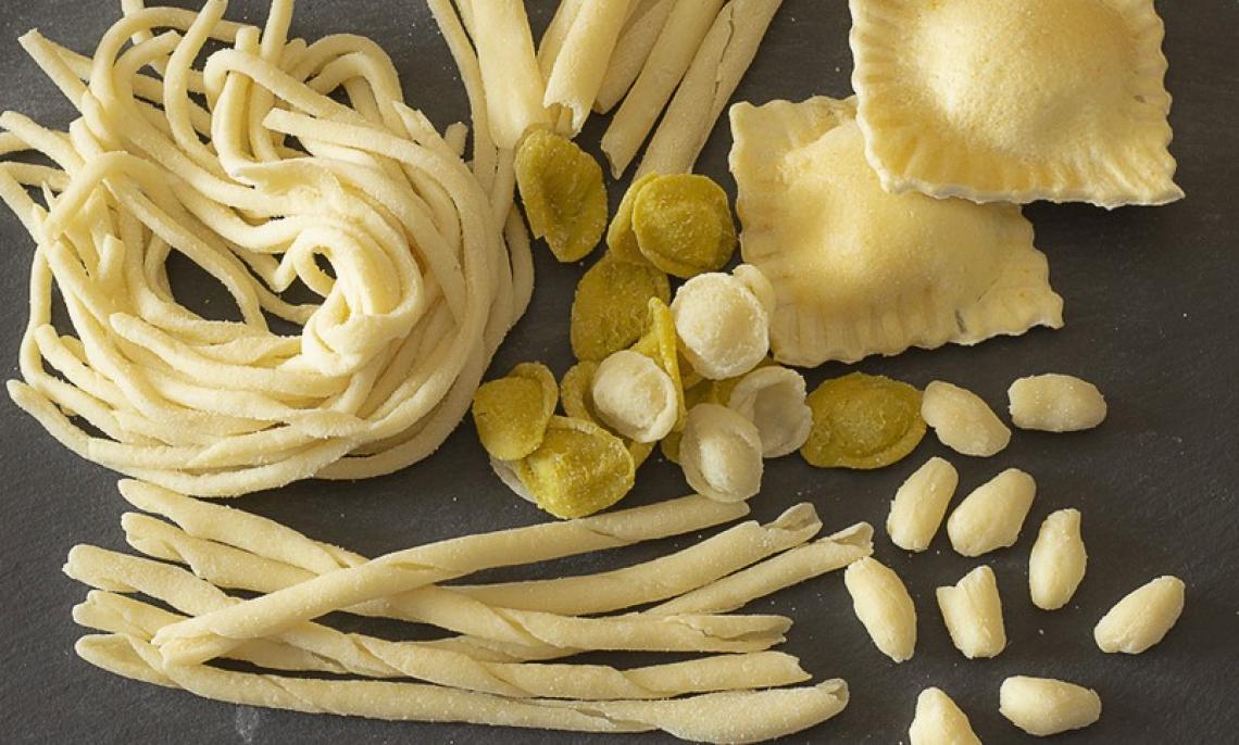 La pasta: tutti i giorni in tavola per 6 italiani su 10
