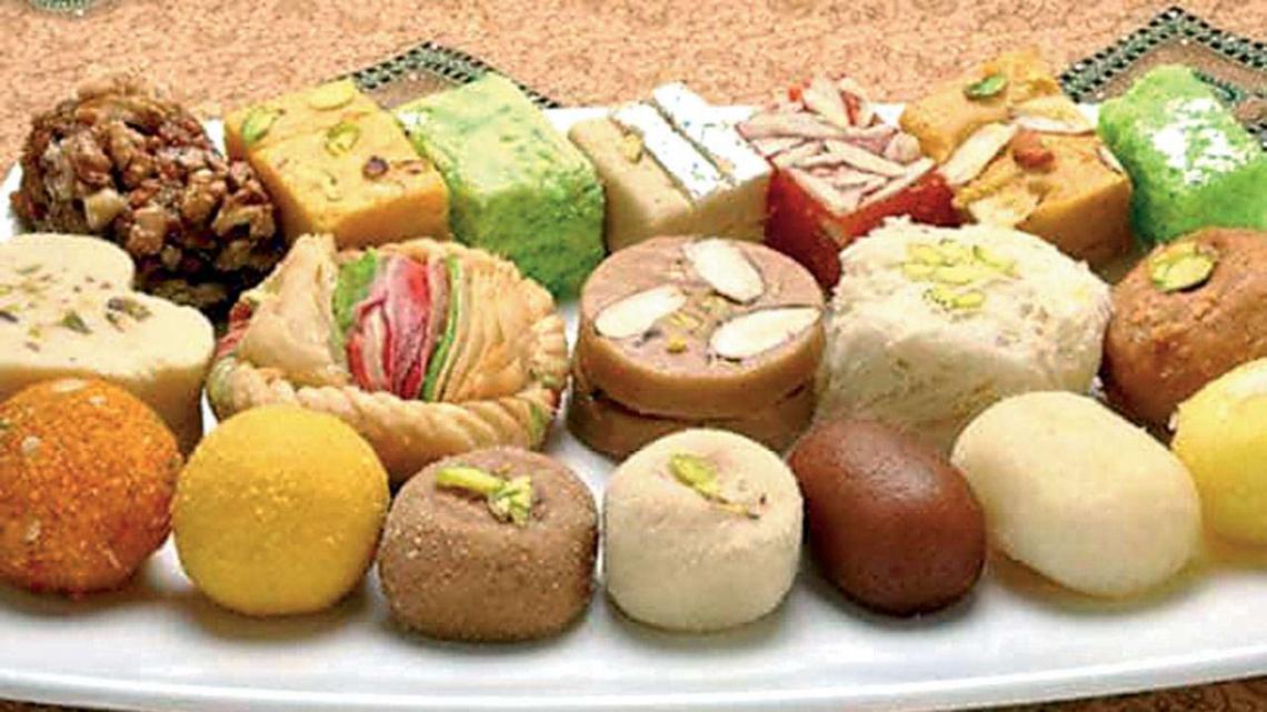 Evitare un eccesso di consumo di dolci e zucchero, specie durante le Feste